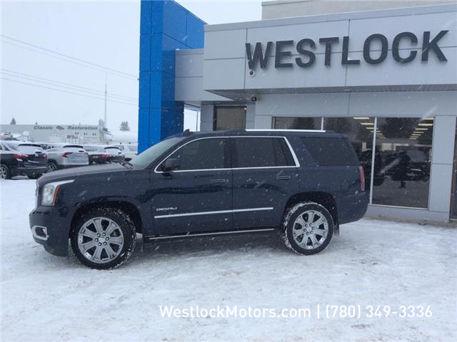 2018 GMC Yukon Denali (Stk: T1937) in Westlock - Image 2 of 19