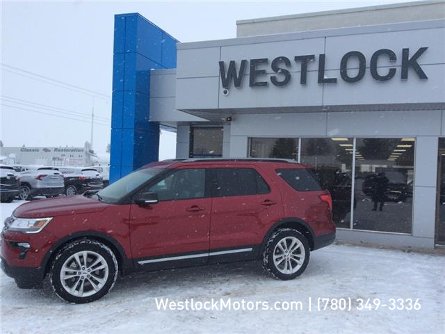 2018 Ford Explorer XLT (Stk: T1935) in Westlock - Image 2 of 16