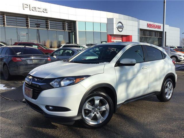 2016 Honda HR-V EX (Stk: U1598) in Hamilton - Image 1 of 24