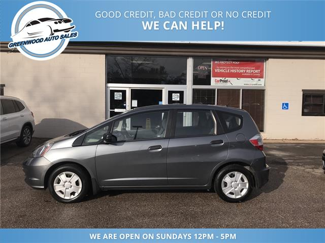 2014 Honda Fit DX-A (Stk: 14-03417) in Greenwood - Image 1 of 11