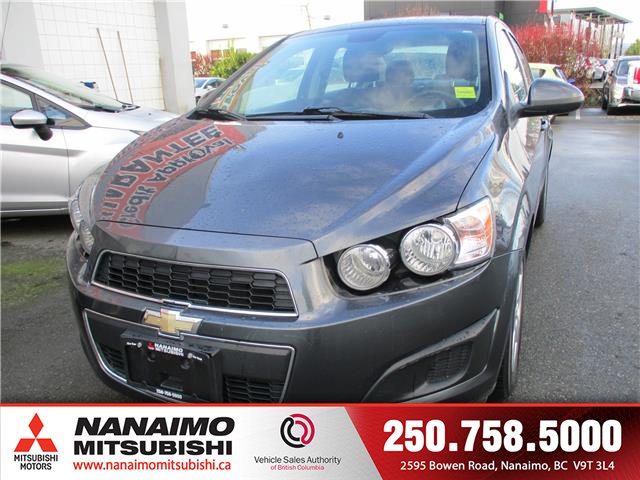 2013 Chevrolet Sonic LT Auto (Stk: P1718B) in Nanaimo - Image 1 of 11