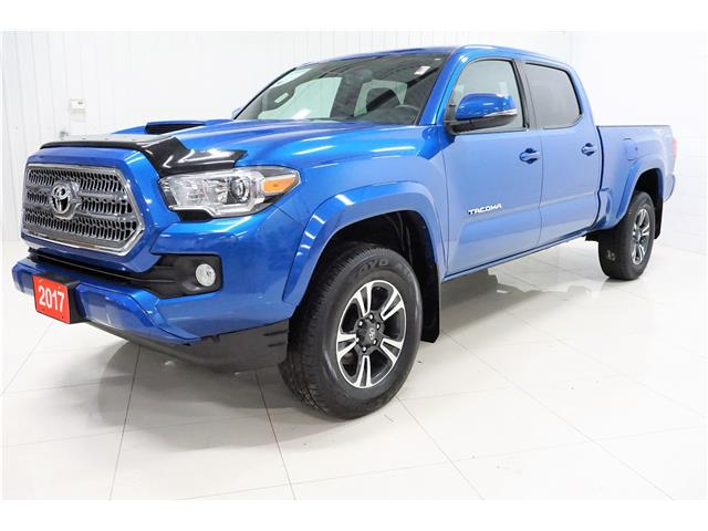 2017 Toyota Tacoma SR5 (Stk: T20043A) in Sault Ste. Marie - Image 2 of 18