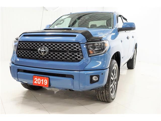 2019 Toyota Tundra SR5 Plus 5.7L V8 (Stk: T20107A) in Sault Ste. Marie - Image 1 of 21