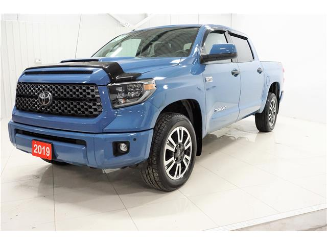 2019 Toyota Tundra SR5 Plus 5.7L V8 (Stk: T20107A) in Sault Ste. Marie - Image 2 of 21