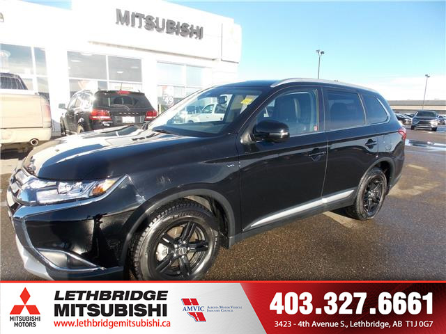 2018 Mitsubishi Outlander GT (Stk: 8T603101) in Lethbridge - Image 1 of 18
