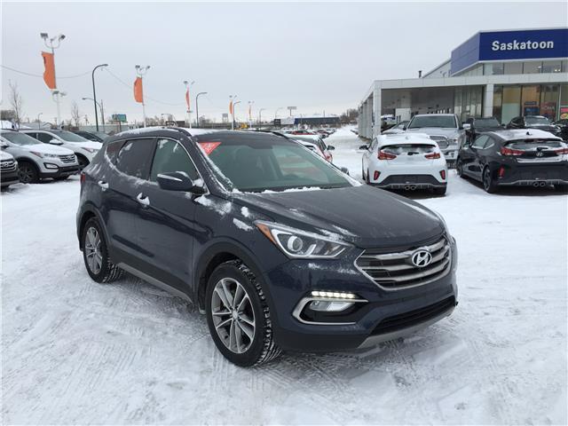 2017 Hyundai Santa Fe Sport 2.4 SE (Stk: 40093A) in Saskatoon - Image 1 of 19