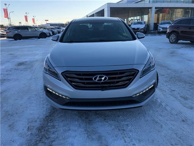 2016 Hyundai Sonata Sport Tech (Stk: B7463A) in Saskatoon - Image 2 of 27