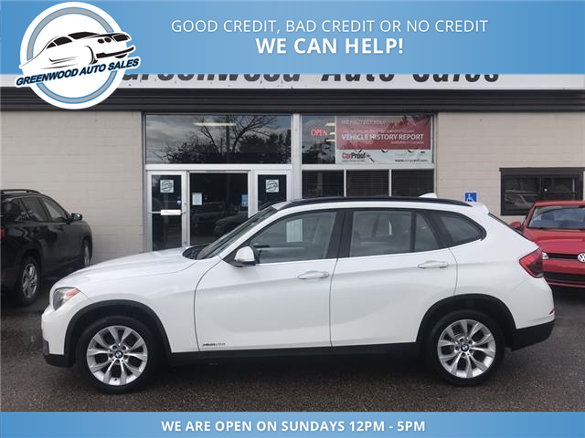 2013 BMW X1 xDrive28i (Stk: 13-89416) in Greenwood - Image 1 of 12