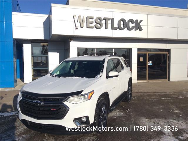 2019 Chevrolet Traverse  (Stk: 19T174) in Westlock - Image 1 of 14