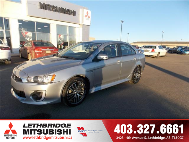 2017 Mitsubishi Lancer GTS (Stk: P3934B) in Lethbridge - Image 1 of 18