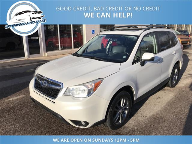 2014 Subaru Forester 2.5i Limited Package (Stk: 14-87458) in Greenwood - Image 2 of 14