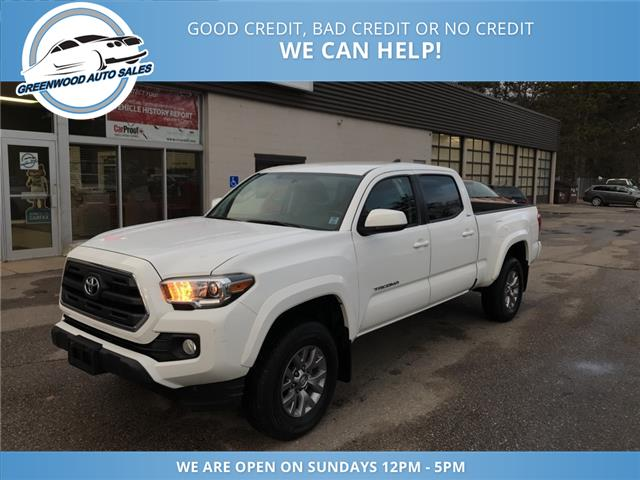 2016 Toyota Tacoma SR5 (Stk: 16-01054) in Greenwood - Image 2 of 14