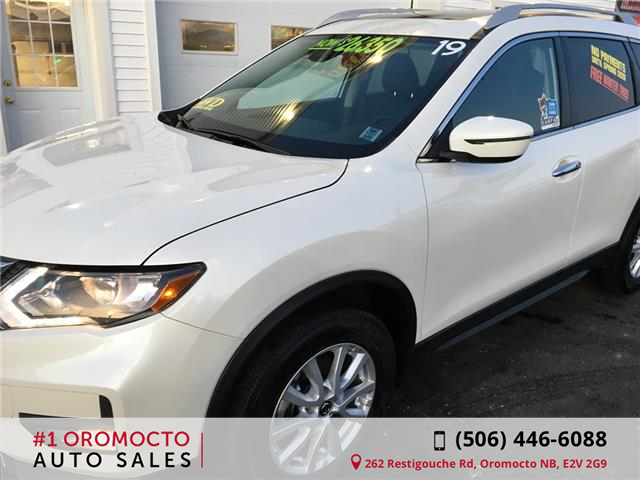 2019 Nissan Rogue SV (Stk: 898) in Oromocto - Image 1 of 20