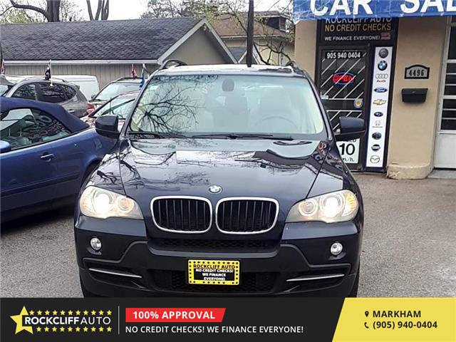 2007 BMW X5 3.0si (Stk: Y75396) in Markham - Image 1 of 15