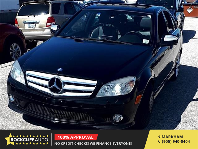 2009 Mercedes-Benz C-Class Base (Stk: 343930) in Markham - Image 1 of 14