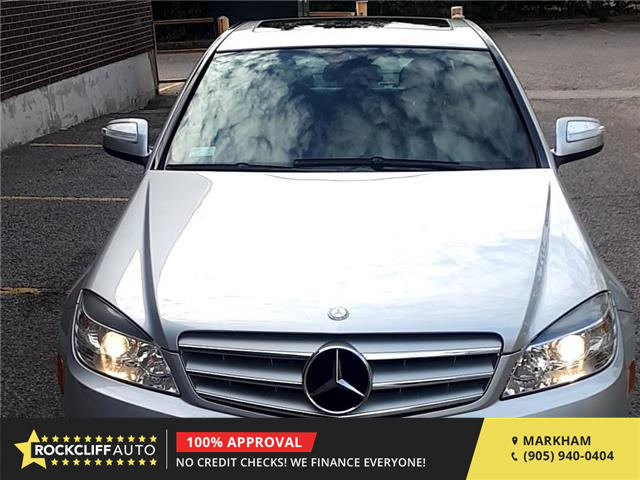 2009 Mercedes-Benz C-Class Base (Stk: 220521) in Markham - Image 1 of 12