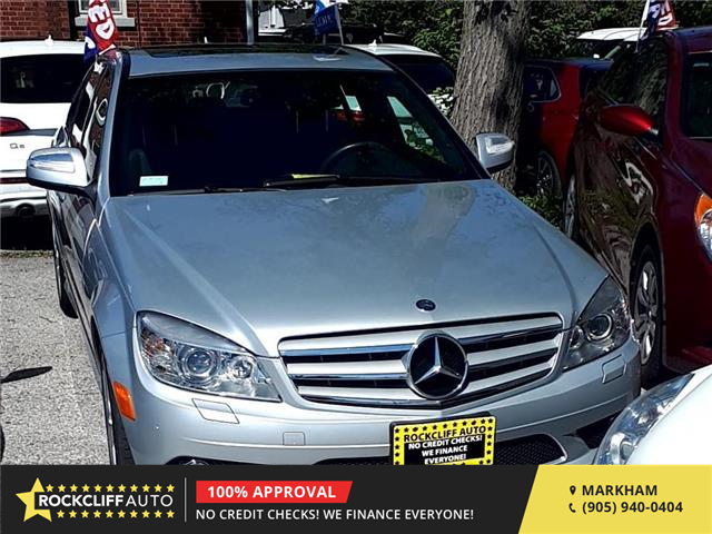 2008 Mercedes-Benz C-Class Base (Stk: 130966) in Markham - Image 1 of 14