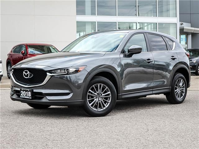 2018 Mazda CX-5 GS (Stk: 19-1962TA) in Ajax - Image 1 of 23
