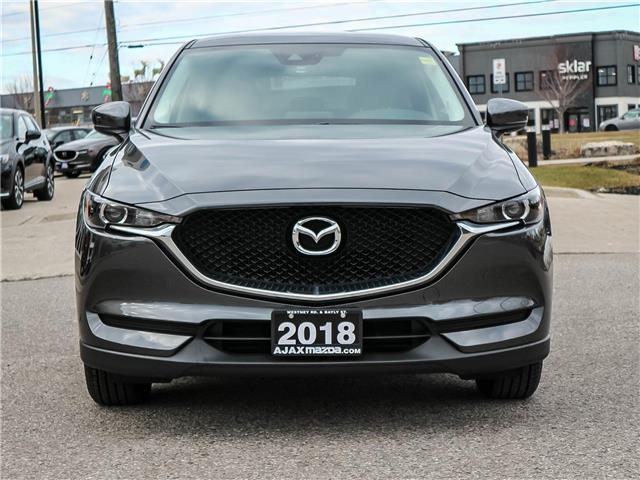 2018 Mazda CX-5 GS (Stk: 19-1962TA) in Ajax - Image 2 of 23