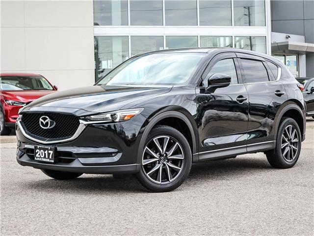 2017 Mazda CX-5 GT (Stk: P5375) in Ajax - Image 1 of 24