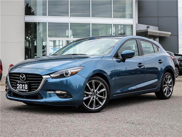 2018 Mazda Mazda3 Sport GT (Stk: P5383) in Ajax - Image 1 of 23