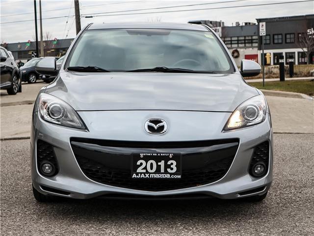 2013 Mazda Mazda3 GT (Stk: P5360A) in Ajax - Image 2 of 25