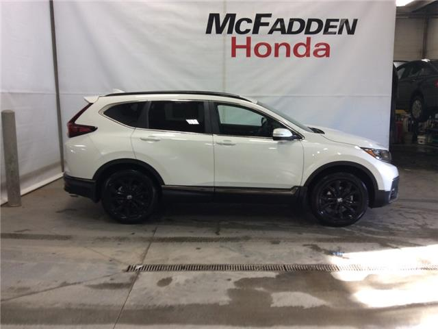 2020 Honda CR-V Black Edition (Stk: 2137) in Lethbridge - Image 2 of 10