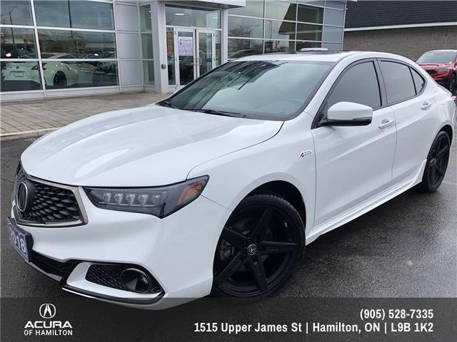 2018 Acura TLX Tech A-Spec (Stk: 1817870) in Hamilton - Image 2 of 44