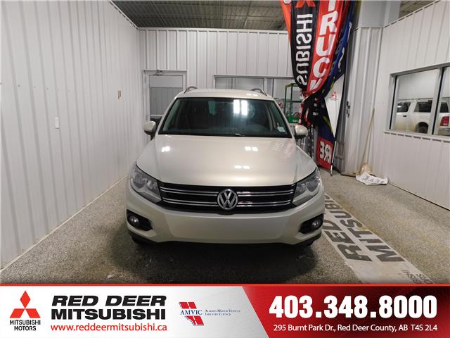 2014 Volkswagen Tiguan  (Stk: P8252B) in Red Deer County - Image 1 of 9