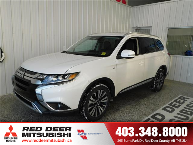 2020 Mitsubishi Outlander GT (Stk: T208696) in Red Deer County - Image 1 of 17