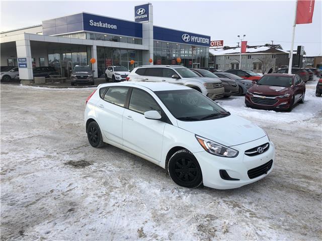 2016 Hyundai Accent SE (Stk: B7470) in Saskatoon - Image 1 of 19