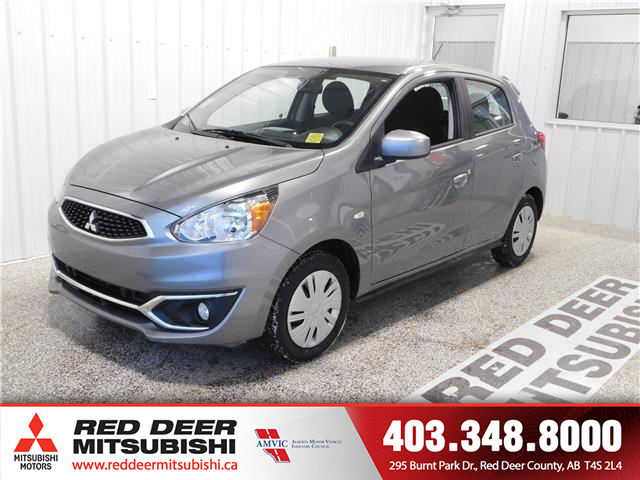 2020 Mitsubishi Mirage ES (Stk: M208698) in Red Deer County - Image 1 of 14