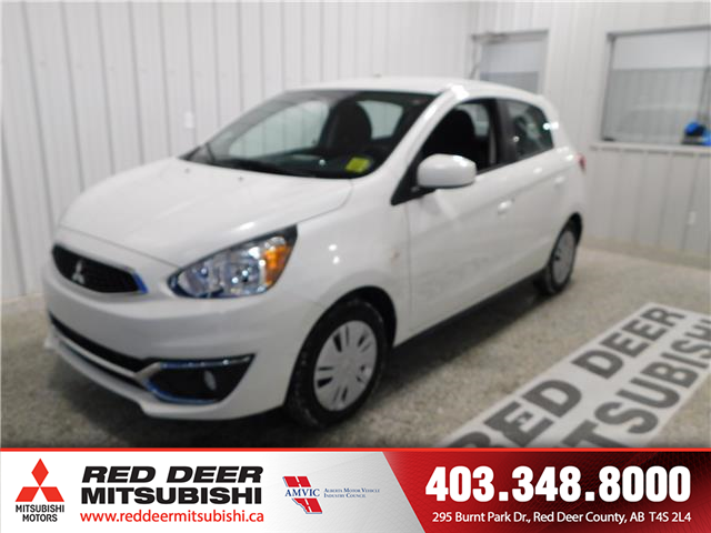 2020 Mitsubishi Mirage ES (Stk: M208703) in Red Deer County - Image 1 of 13