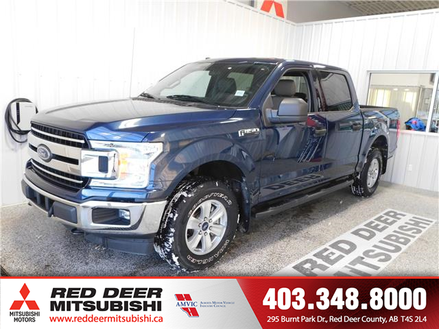 2018 Ford F-150  (Stk: T187387B) in Red Deer County - Image 1 of 14