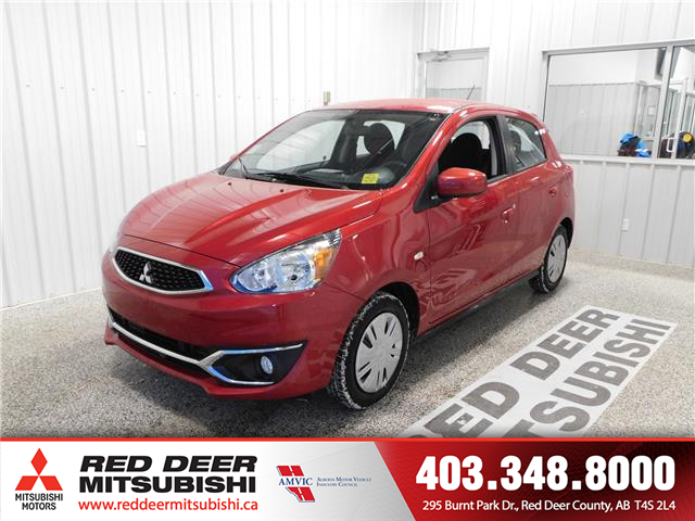 2020 Mitsubishi Mirage ES (Stk: M208702) in Red Deer County - Image 1 of 13