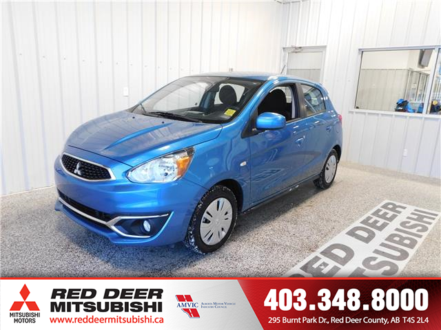 2020 Mitsubishi Mirage ES (Stk: M208700) in Red Deer County - Image 1 of 13