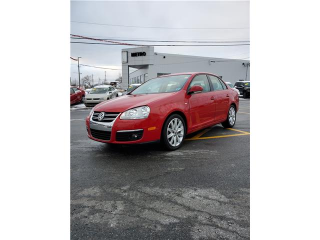 2010 Volkswagen Jetta Wolfsburg Edition (Stk: p19-349) in Dartmouth - Image 1 of 14