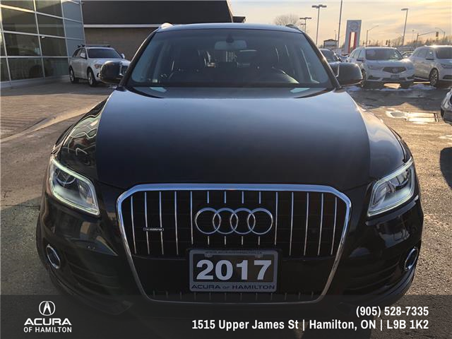 2017 Audi Q5 2.0T Progressiv (Stk: 1701551) in Hamilton - Image 2 of 27