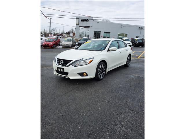 2018 Nissan Altima 2.5 SR (Stk: p19-344) in Dartmouth - Image 1 of 13