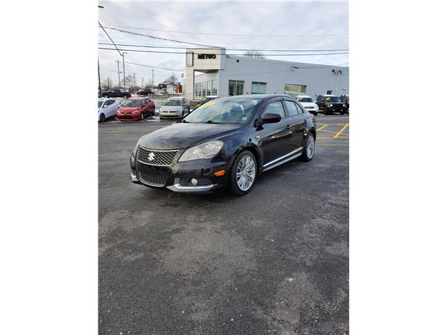 2012 Suzuki Kizashi Sport SLS AWD (Stk: p19-351) in Dartmouth - Image 1 of 11