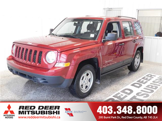 2015 Jeep Patriot Sport/North (Stk: L8691) in Red Deer County - Image 1 of 13