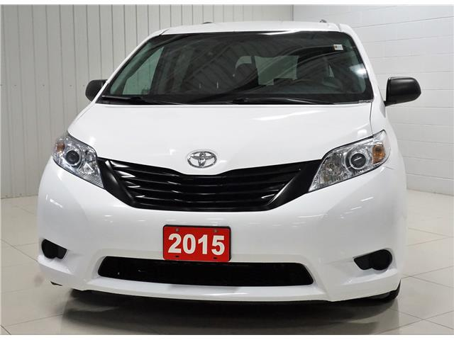 2015 Toyota Sienna 7 Passenger (Stk: P5661) in Sault Ste. Marie - Image 1 of 23