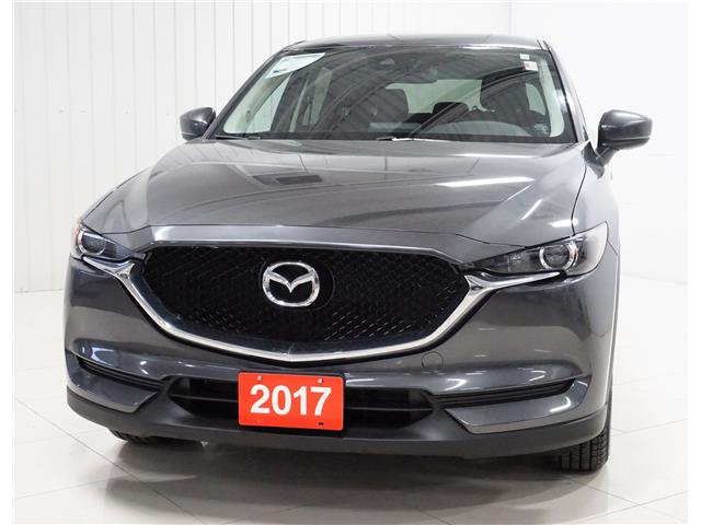 2017 Mazda CX-5 GS (Stk: H19102A) in Sault Ste. Marie - Image 1 of 23