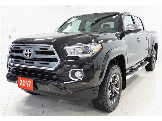 2017 Toyota Tacoma Limited (Stk: P5676) in Sault Ste. Marie - Image 1 of 20