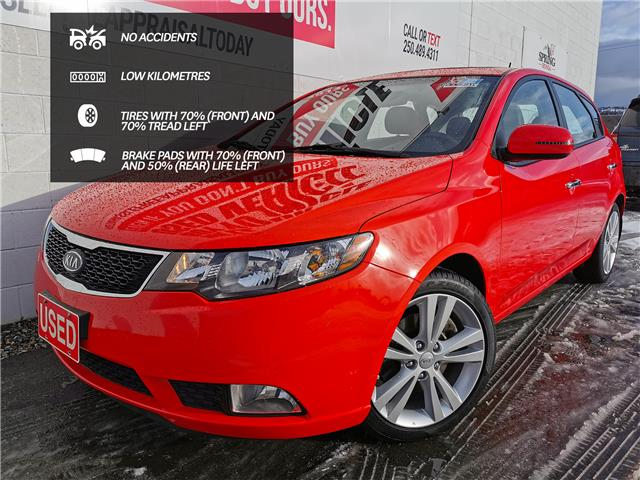 2012 Kia Forte5 2.4L SX (Stk: B11717) in North Cranbrook - Image 1 of 15