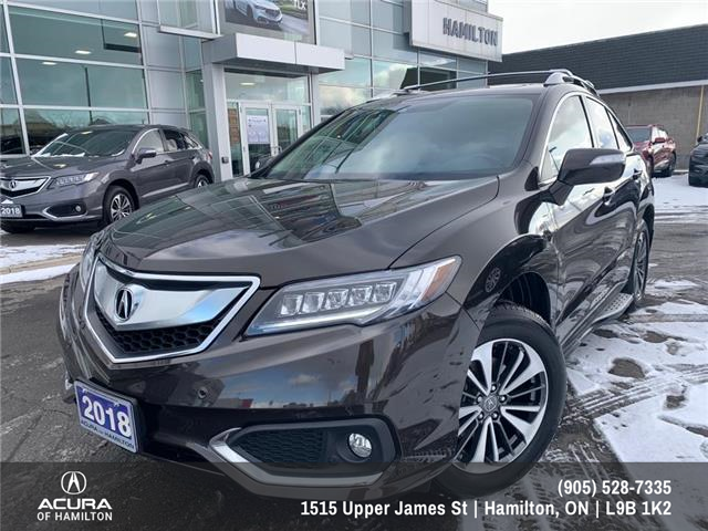 2018 Acura RDX Elite (Stk: 1802341) in Hamilton - Image 2 of 29
