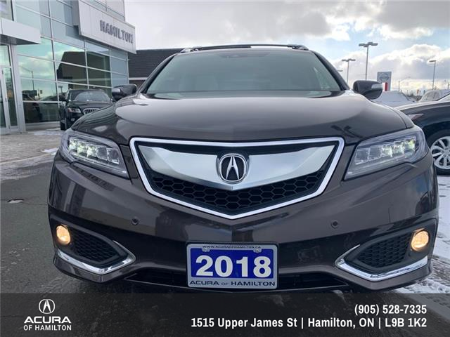 2018 Acura RDX Elite (Stk: 1802341) in Hamilton - Image 2 of 28