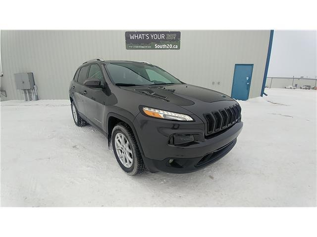 2017 Jeep Cherokee North (Stk: B0079) in Humboldt - Image 1 of 21