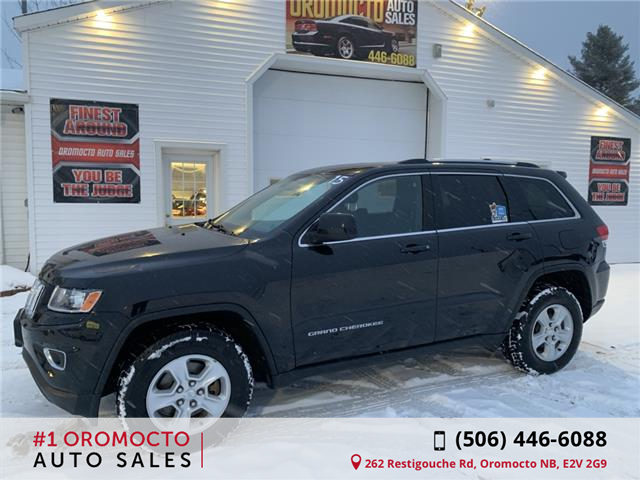 2015 Jeep Grand Cherokee Laredo (Stk: 019) in Oromocto - Image 1 of 19