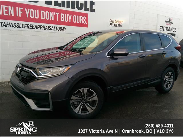 2020 Honda CR-V LX (Stk: H08681) in North Cranbrook - Image 1 of 2